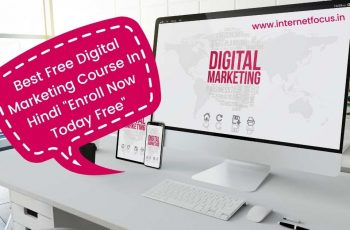 Free Digital Marketing Course In Hindi